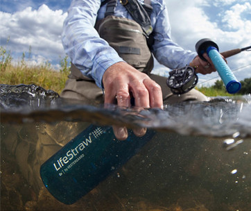 LifeStraw Go Water Bottle