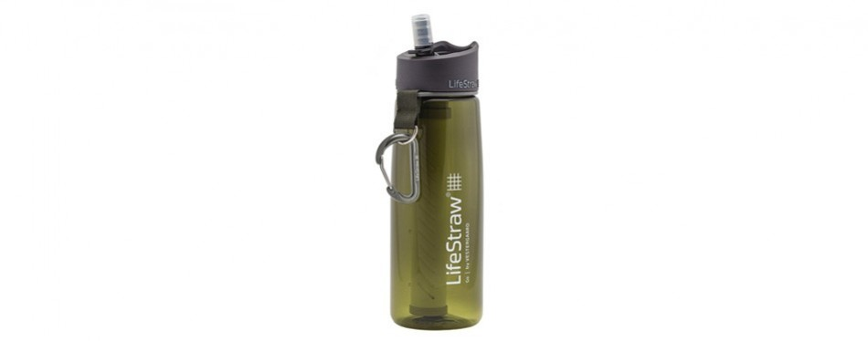 lifestraw go water filter bottles
