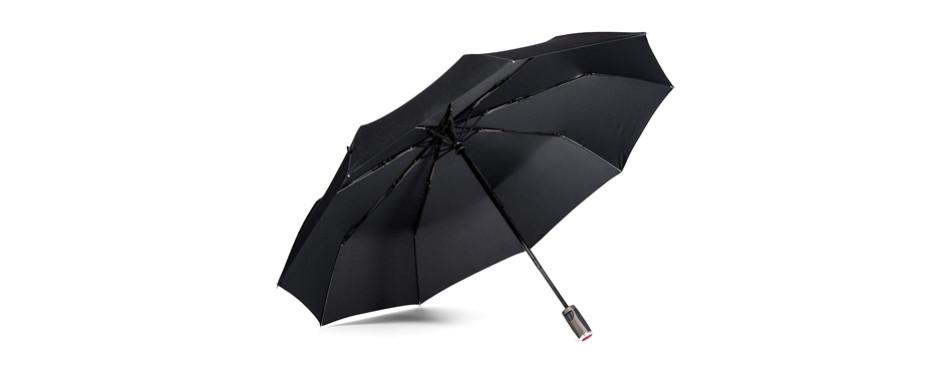 lifetek windproof travel umbrella