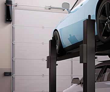LiftMaster 8500W Garage Door Opener