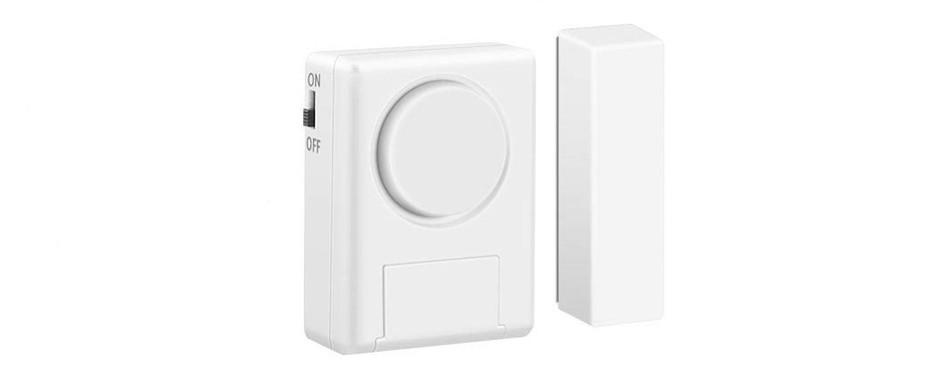 lingsfire 4-pack door alarm kit