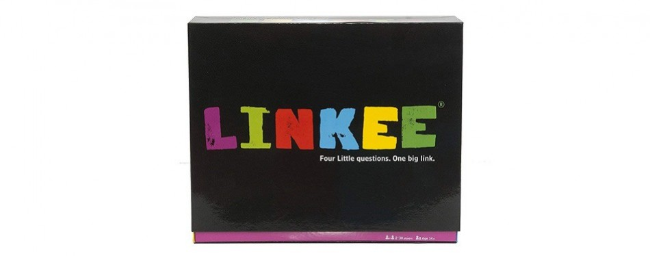 linkee the trivia board game