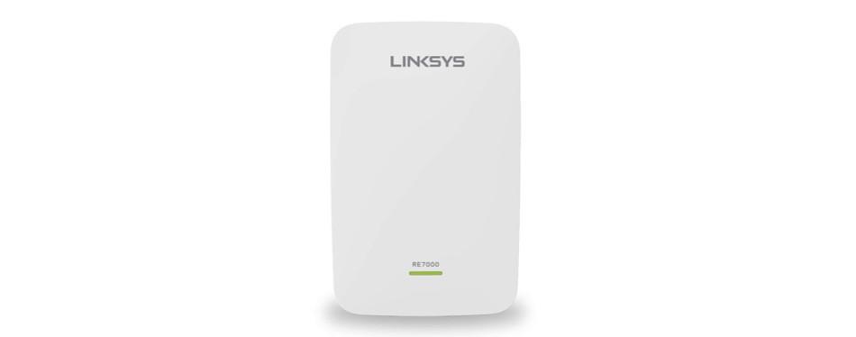 linksys ac1900 gigabit range wifi extender
