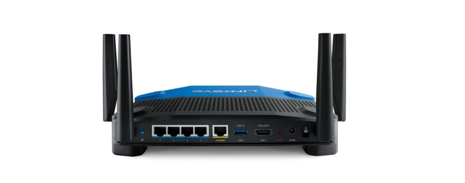 linksys wrt ac3200 dual-band open source router