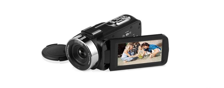 linnse digital camcorder