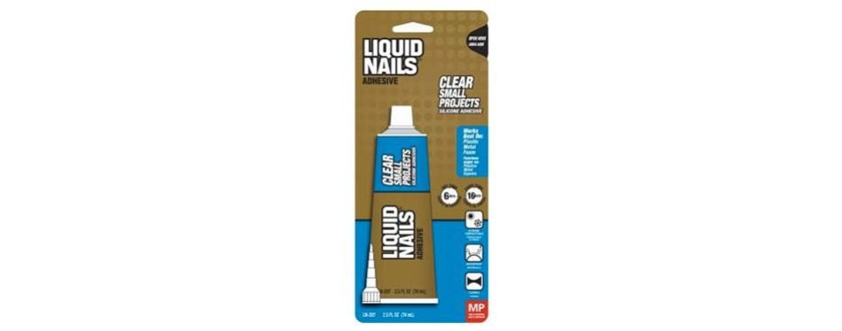 liquid nails ln207 all-purpose 2.5-ounce adhesive