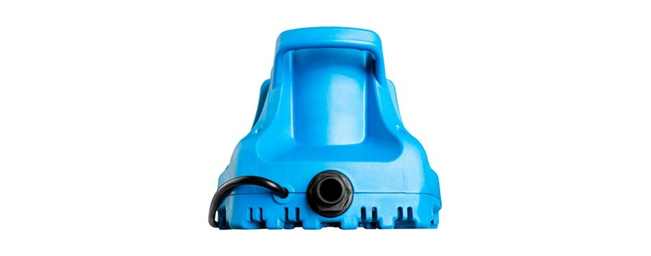 little giant apcp-1700 automatic swimming pool cover submersible pump