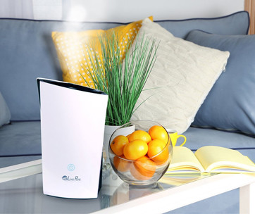 LivePure Ultrasonic Humidifier