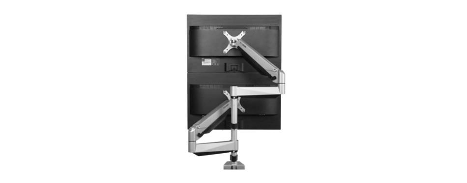 loctek d7sd dual monitor mount