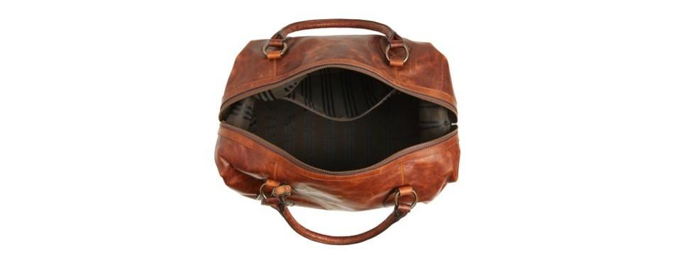 logan overnight duffel bag, by frye