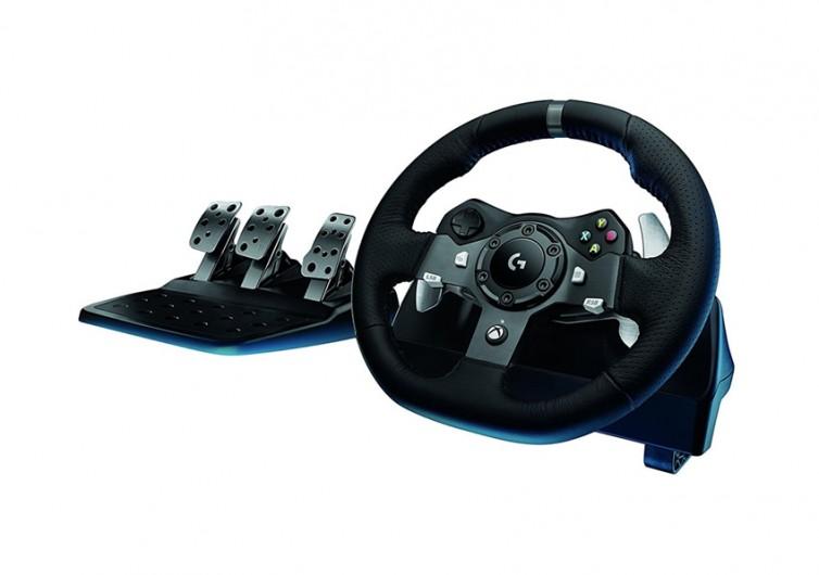 Logitech G920 Feedback Racing Wheel