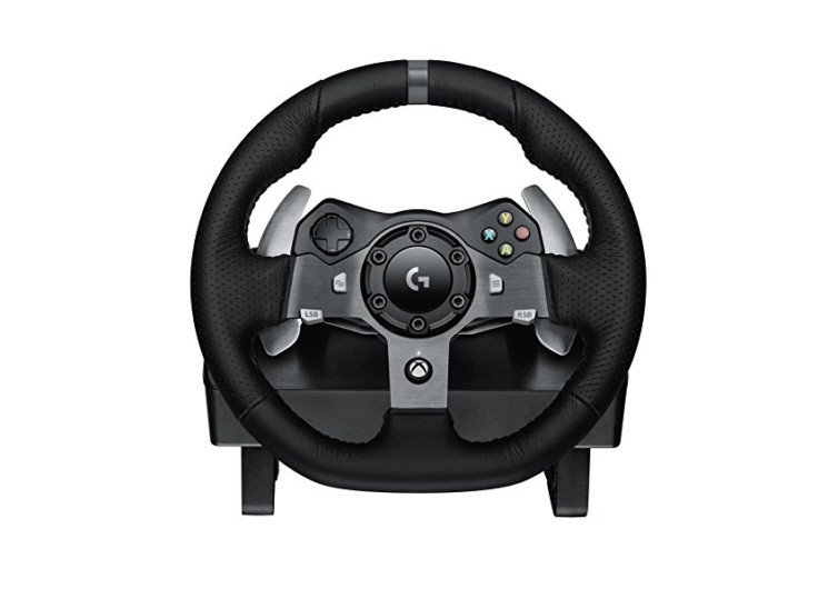 Logitech G920 Feedback Racing Wheel