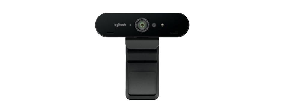 logitech brio ultra hd conference webcam