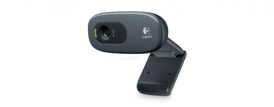 logitech c270 hd widescreen webcam