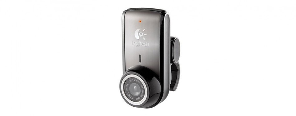 logitech c905 720p portable webcam
