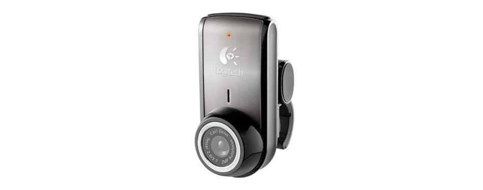 logitech c905 720p portable webcam