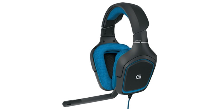 Logitech G430 7.1 DTS