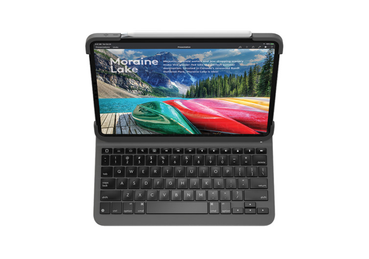logitech slim folio pro keyboard