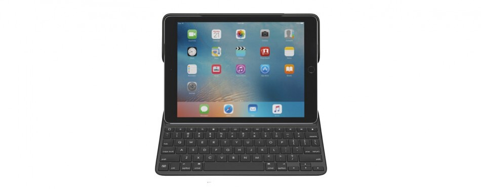 logitech wireless keyboard with smart connector for ipad pro