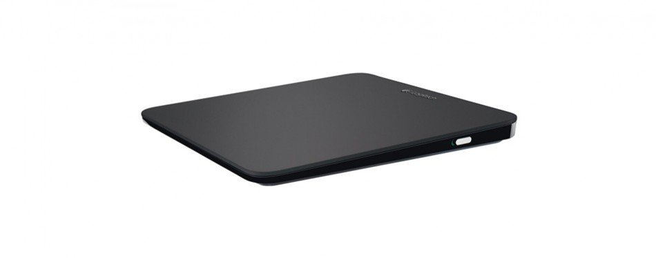 logitech wireless rechargeable touchpad