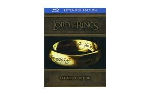 lord of the rings extended movie box set