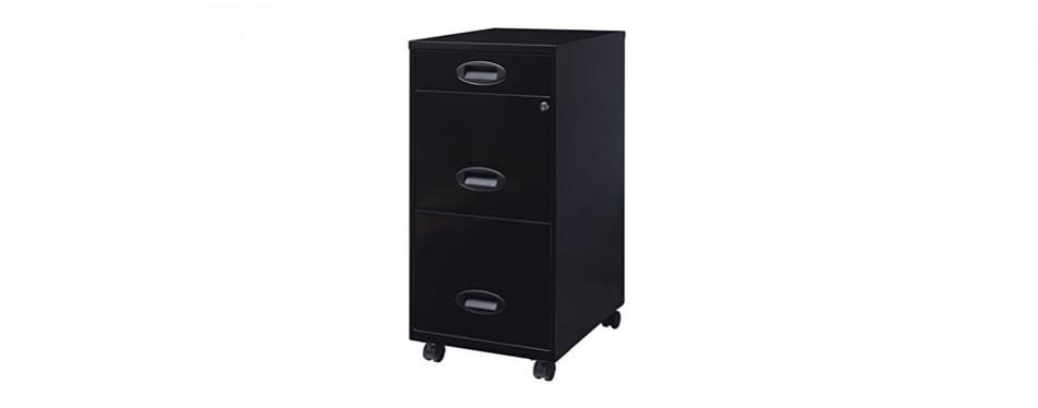 lorell soho mobile cabinet