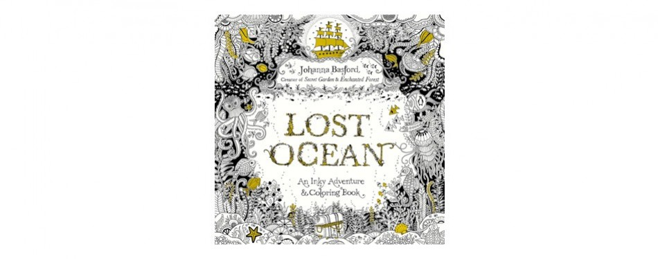lost ocean: an inky adventure