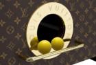 louis vuitton canvas foosball table