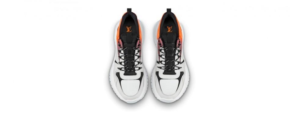 louis vuitton run away pulse sneaker