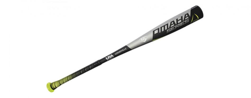 louisville slugger omaha 518 baseball bat