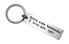 lparkin drive safe keychain