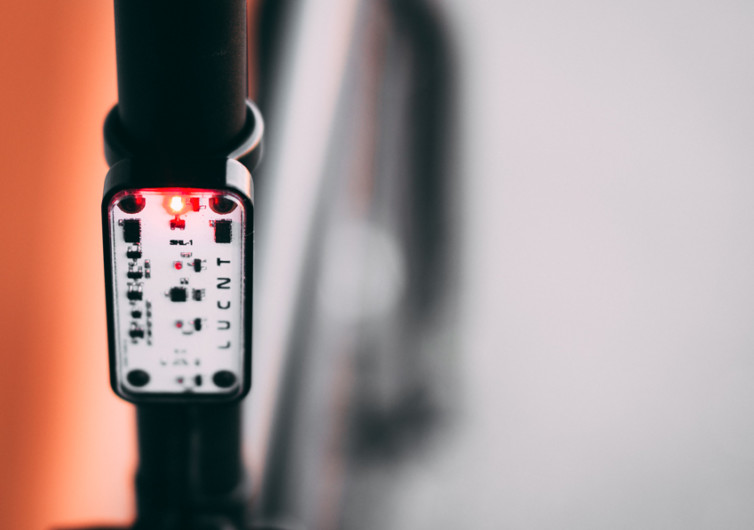 Lucnt Smart Bike Light