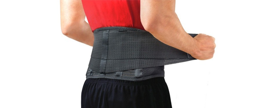 lumbar support belt by sparthos