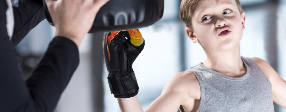 luniquz kids boxing gloves