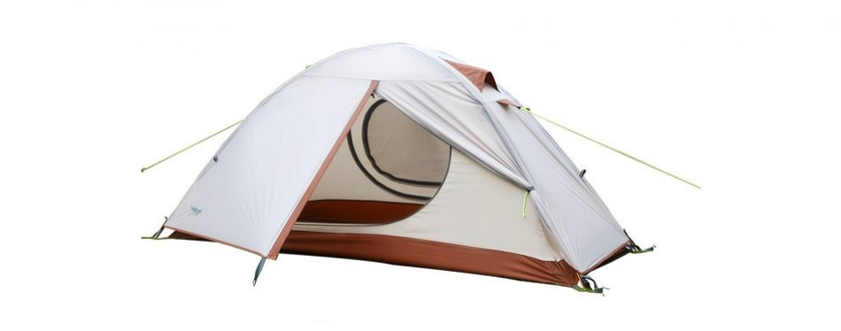 luxe tempo single person tent