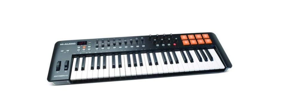 m-audio oxygen 49 mkiv