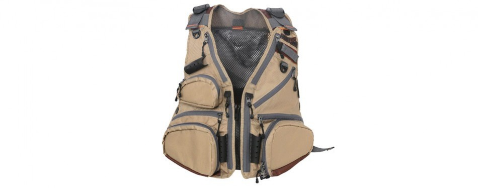 m maximumcatch fly fishing vest
