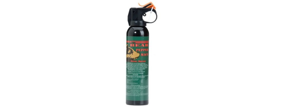 mace brand bear pepper spray
