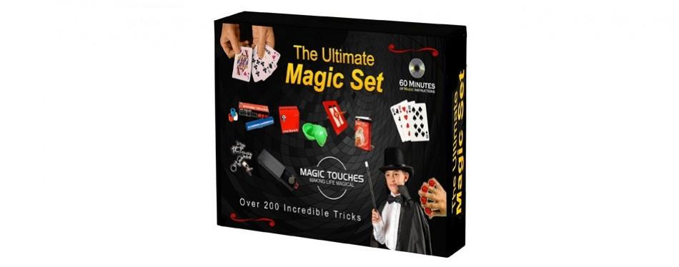 magic touches over 200 magic kit trick set