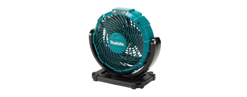 makita 12v cxt cordless fan