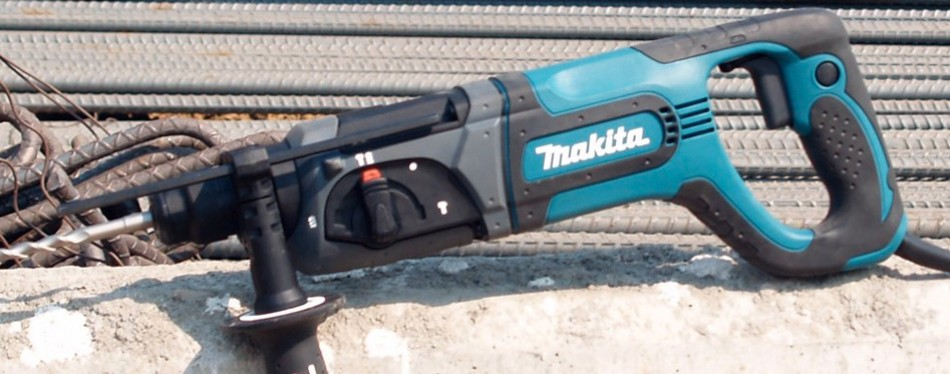 makita d-handle rotary hammer
