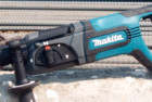 makita d-handle rotary hammer