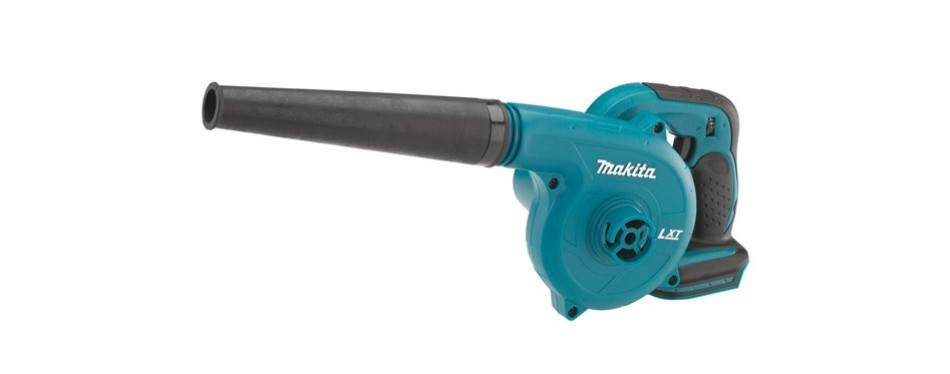 makita dub182z 18v lxt lithium-ion cordless leaf blower