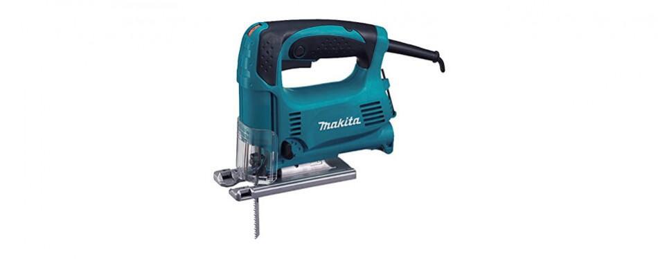 makita variable speed top handle jigsaw