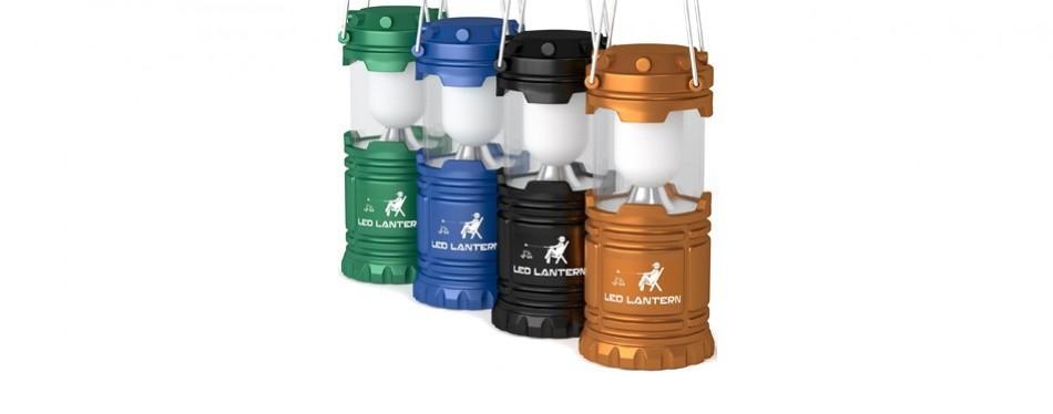 mallome led camping lantern