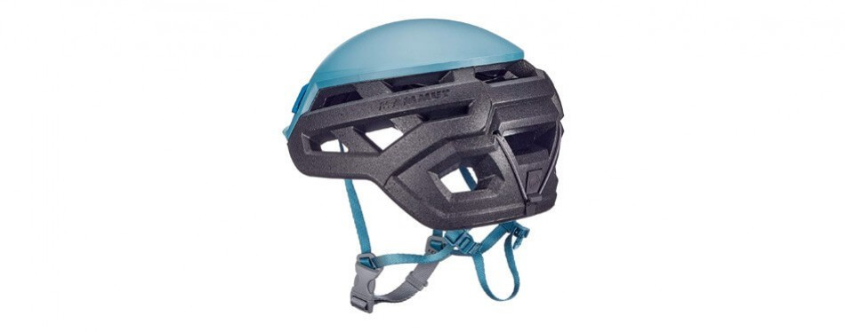 mammut wall rider climbing helmet