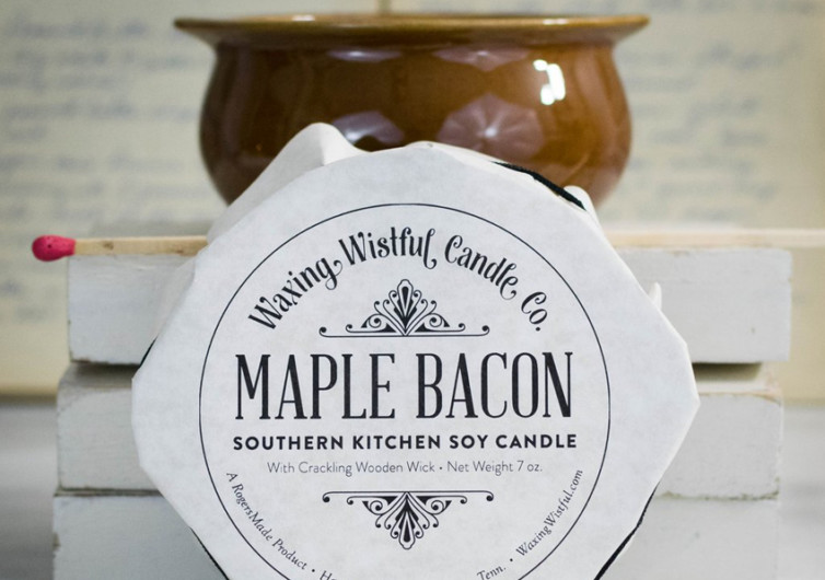 Maple Bacon Southern Kitchen Candle