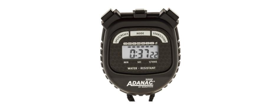 marathonadanac 3000 digital stopwatch
