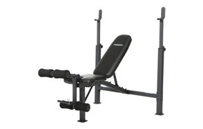 Marcy Competitor Adjustable Olympic Weight Bench