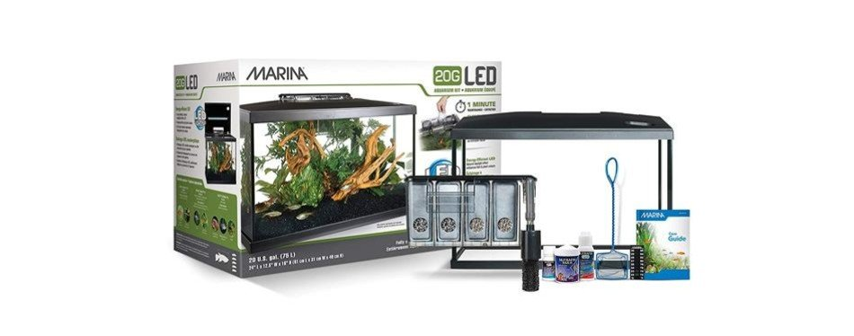 marina led aquarium kit